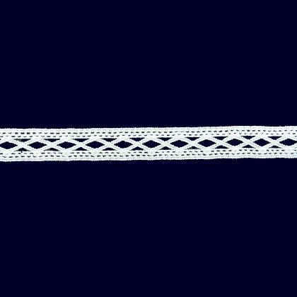 DXR339 - Entremeio 2,5 cm 100% algodão