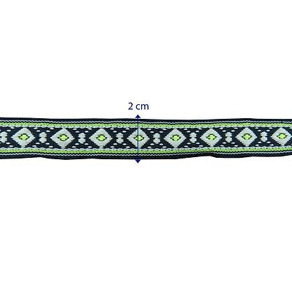 GLX30 - Galão com 2 cm de largura