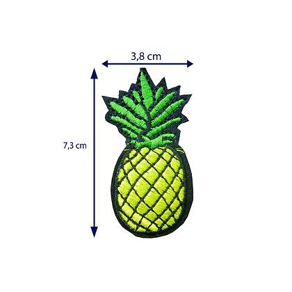 DXT132 - Patche termocolante - Abacaxi