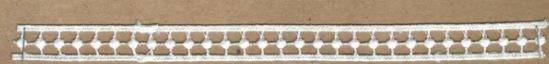 DXR734 - Entremeio 1,5 cm 100% poliéster