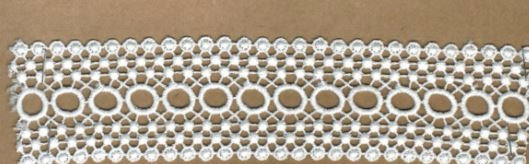 DXR564 - Entremeio 5 cm 100% poliéster
