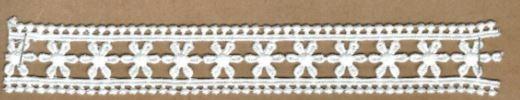 DXR655 - Entremeio 2,5 cm 100% poliéster