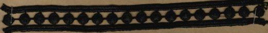 DXR622 - Entremeio 2 cm 100% poliéster