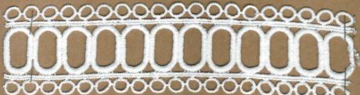 DXR590 - Entremeio 5 cm 100% poliéster
