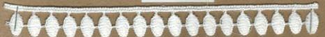 DXR753 - Bico 1,5 cm 100% Poliéster