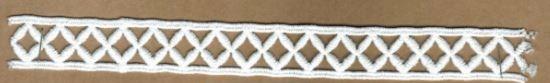 DXR650 - Entremeio 2 cm 100% poliéster