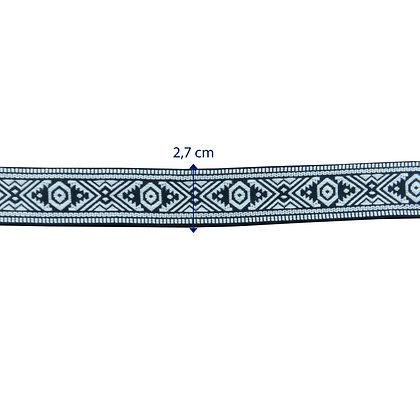 GLX34 - Galão com 2,7cm de largura