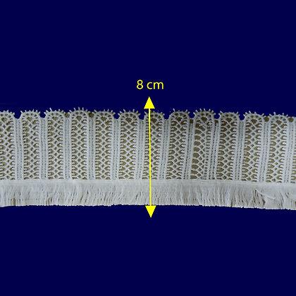 DXR397 - Bico 8 cm 100% poliéster