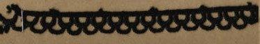 DXR471 - Bico 1,5 cm 100% poliéster