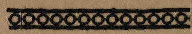 DXR509 - Entremeio 1,5 cm 100% poliéster