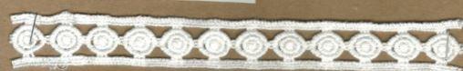 DXR739 - Entremeio 2 cm  100% poliéster