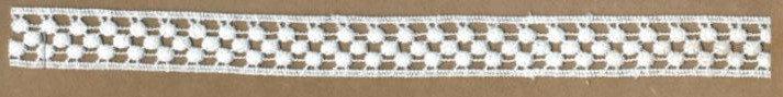 DXR398 - Entremeio 2 cm 100% algodão