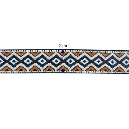 GLX38 - Galão com 2 cm de largura
