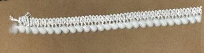 DXR423 - Bico 1,3 cm 100% poliéster