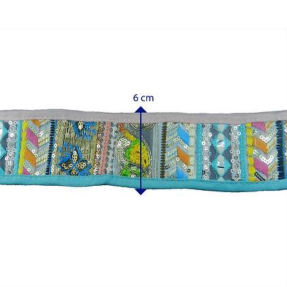 GLX103 - Galão com 6 cm de largura
