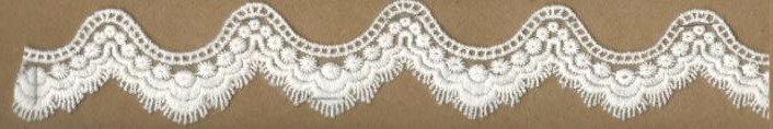 DXR257- Entremeio 2,7 cm 100% algodão