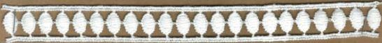 DXR263 - Entremeio 2 cm 100% poliéster