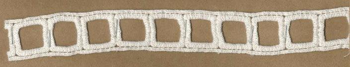 DXR210 - Entremeio 3 cm 100% algodão