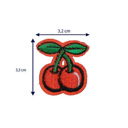 DXT225 - Patche termocolante - Cereja