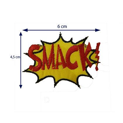DXT135 - Patche termocolante - Smack!