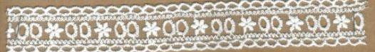 DXR576 - Entremeio 2,3 cm 100% poliéster