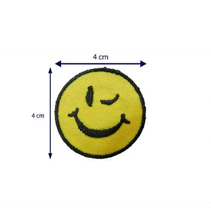 DXT192 - Patch termocolante - Mini emoji piscada