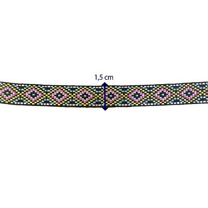 GLX22 - Galão com 1,5 cm - colorido