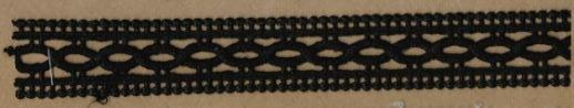 DXR479 - Entremeio 2,8 cm 100% poliéster