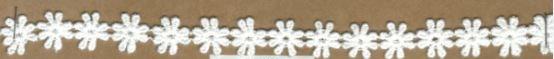 DXR572 - Entremeio 1,5 cm 100% poliéster