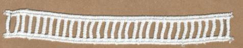 DXR264 - Ponto palito 2 cm 100% poliéster