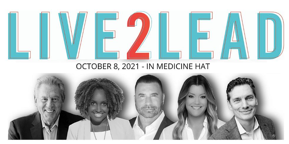 LIVE2LEAD 2021  Medicine Hat