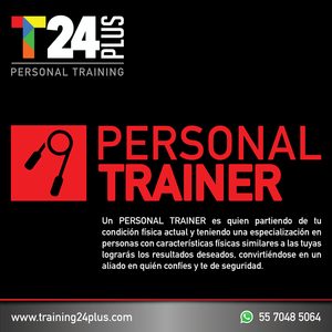 Personal Trainer Mexico | Training24plus