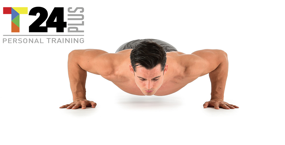 Push Up Training24plus