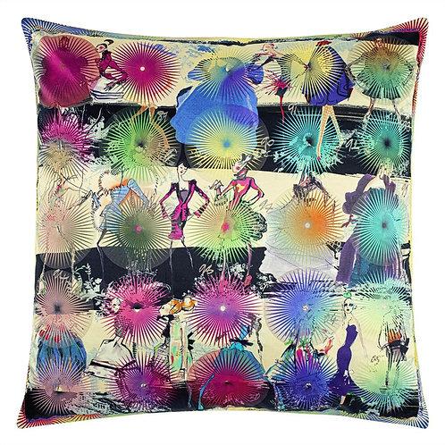 Подушка Christian Lacroix Lacroix Photocall Multicolore Cushion