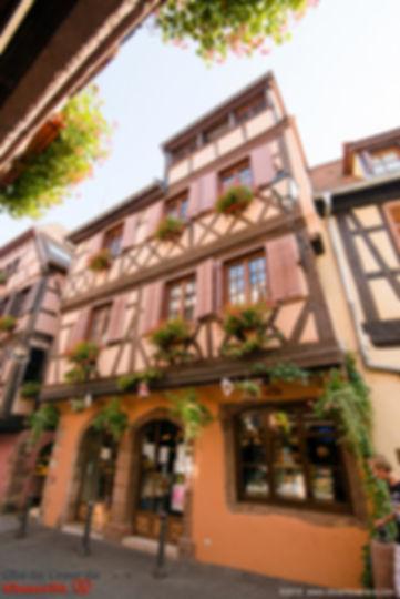 Gite Alsace au coeur de Ribeauvillé de 2 à 10 personnes