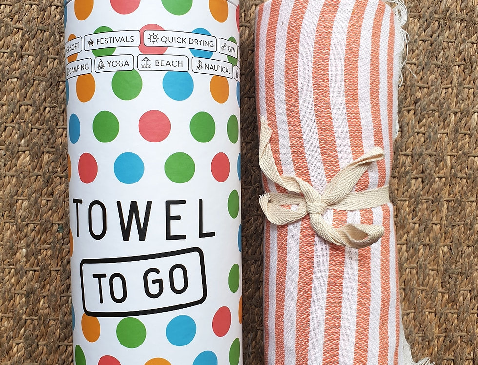 Serviette Towel to GO#2