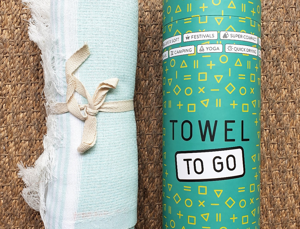 Serviette Towel to GO #1