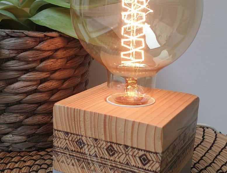 Lampes - LMS Wood Concept