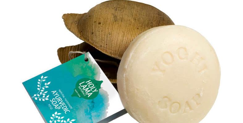 Savon ayurvédique Holy Lama Yogi soap