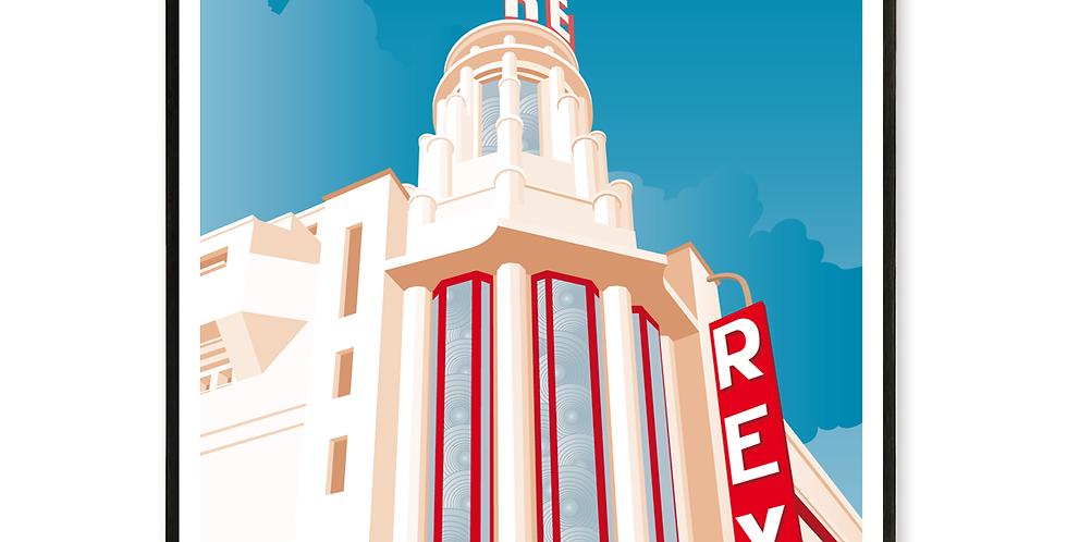 Affiche Grand Rex