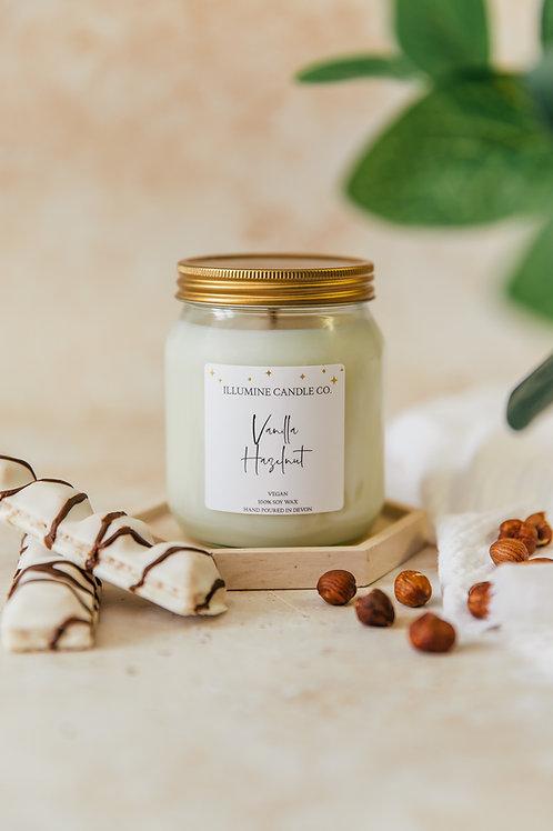 Vanilla Hazelnut