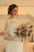 Woburn coffee house bride