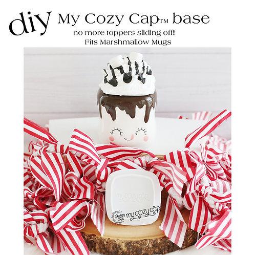 DIY My Cozy Cap™ Base Fits Marshmallow Mugs