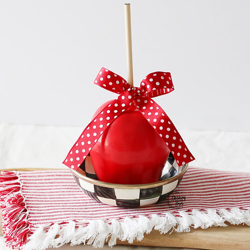 FAKE Sweet RED Candy Apple for Decor/ Display