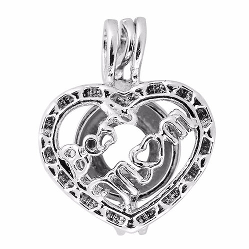 Best Mom Pearl Pendant