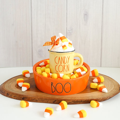 Realistic Faux Candy Corn for Decor/Display