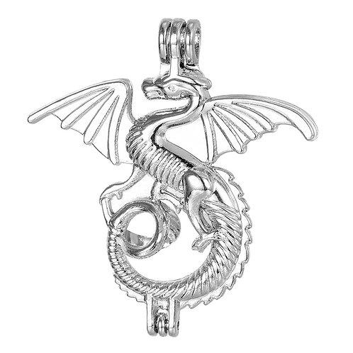 Dragon Pearl Pendant