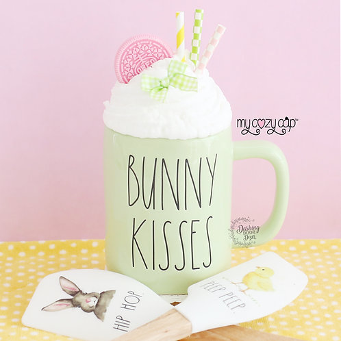 My Cozy Cap™ Pink Oreo Cookie Faux Whip Mug Topper Fits Rae Dunn Mug