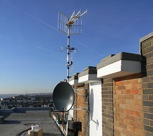 Doddington Aerials & Satellites, TV System Install