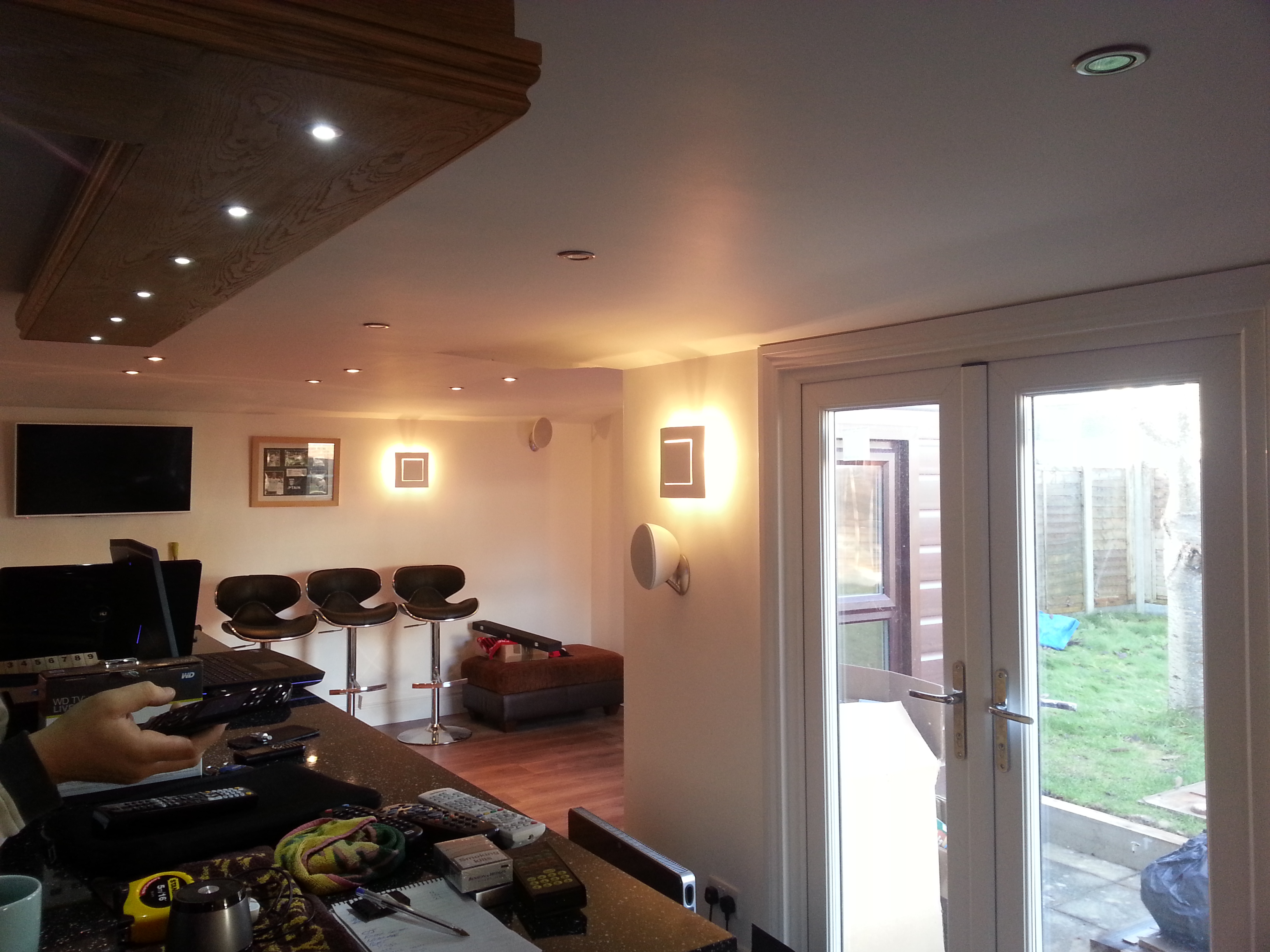 Doddington Aerials Home cinema (8)